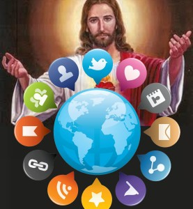 Jesus' digital presence if he lived today