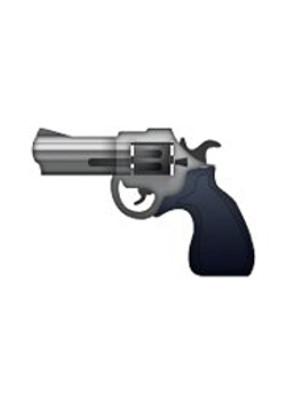 Enligt Cyberbullying Research Center i USA så kan emojis använda på ett hotfullt sätt klassas som ett brott.