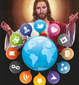 Jesus' digital presence if he lived today