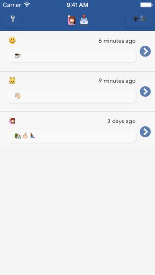 """Jag heter """"TOPCOOLEND"""" (fast med emojis förstås) på Emojli och har inga vänner :*("""